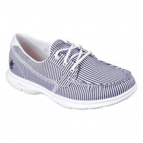Femmes Chaussures De Loisirs En Blanc - Skechers F8ob7ov
