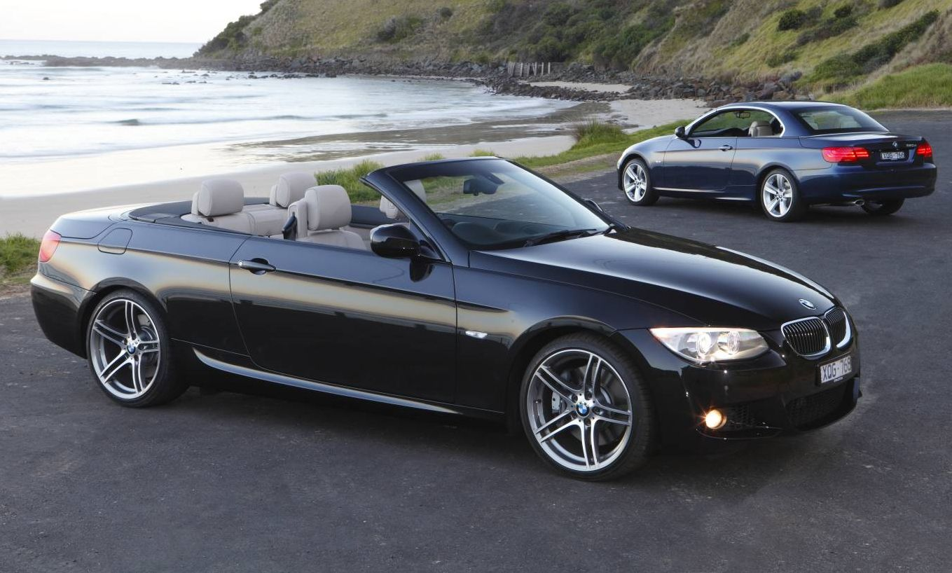 2012 BMW 3 Series Convertible My Newest Baby