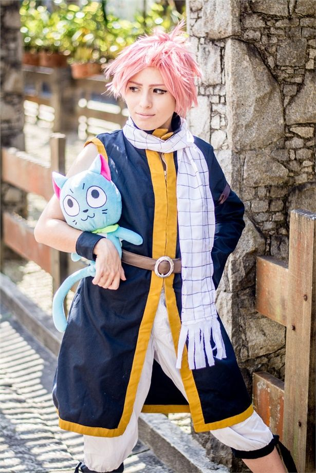 Fairy tail female cosplay