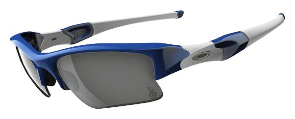 1601acc32f Oakley Sunglasses - L.a. Dodgers Mlb Flak Jacket Xlj Sunglasses ...