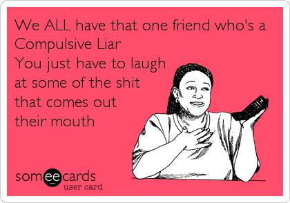 Am I Hookup A Compulsive Liar