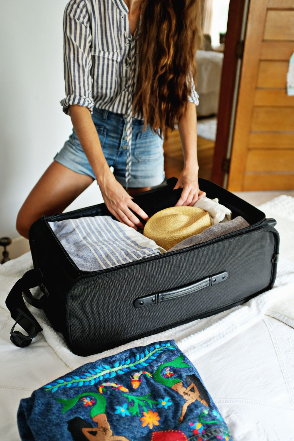 How to pack a hat with images cheap cruises suitcase