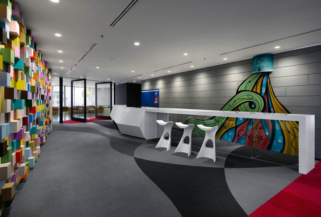 Creative Office Designs creative office designm moser associates | office designs