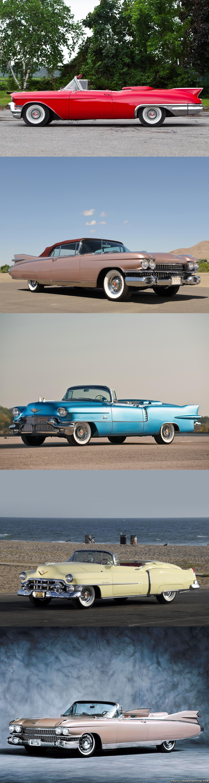 Classic cadillac eldorado 1959
