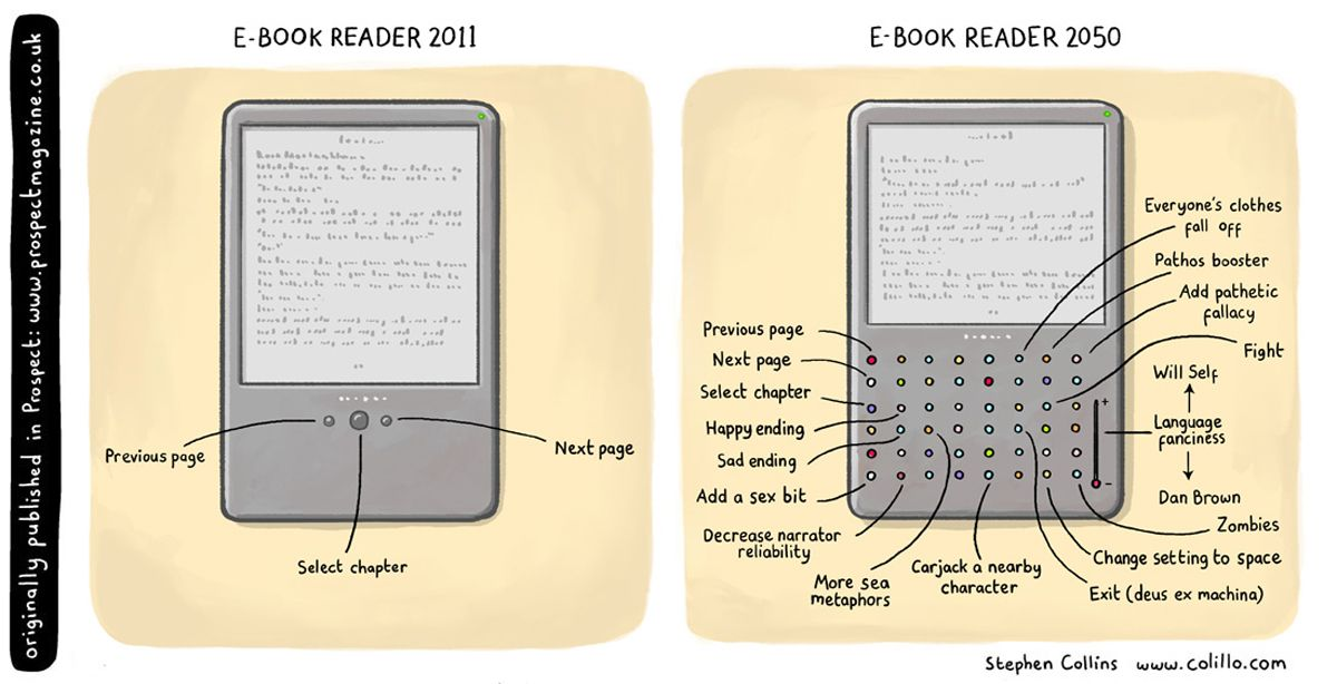 E book reader 2050 ebook dinge pinterest library humor and e book reader 2011 and by prospect magazine fandeluxe Epub