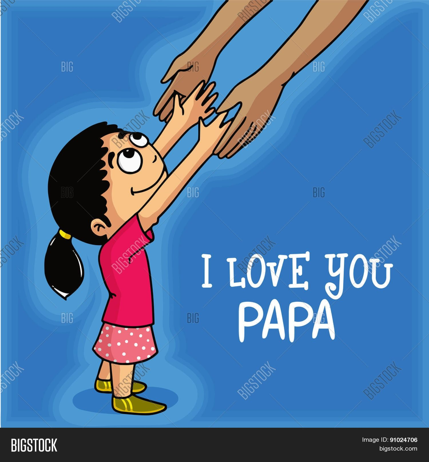 i love you papa wallpapers - photo #16