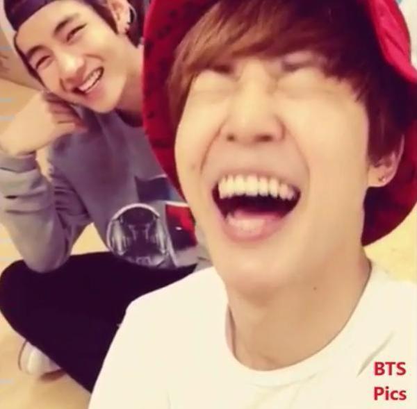 BTS V and Jimin (3) lol i love them