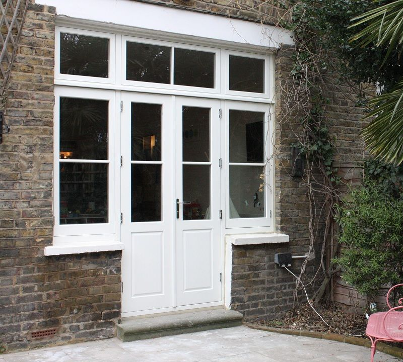 Londons Made To Measure Timber Doors Fully Finished Patio Doors By