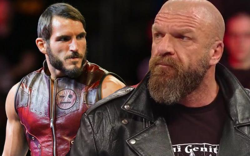 Johnny Gargano Triple H Tease A Few Dream Matches Triple H Wrestling News Wrestling Videos
