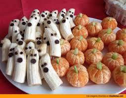 fruta halloween - Buscar con Google