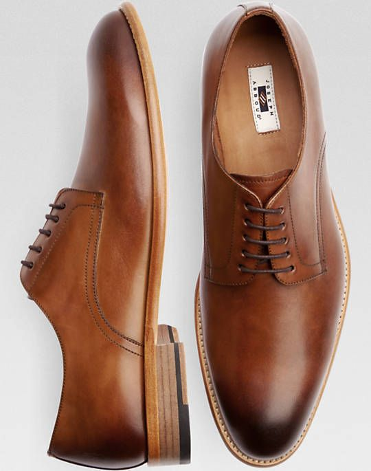 Joseph Abboud Baywood Brown Lace Up Dress Shoes   Wedding suits ...