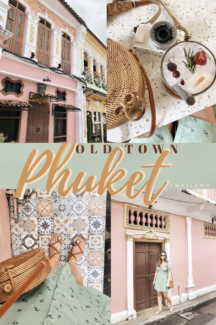 , Exploring Old Town Phuket, Thailand, My Travels Blog 2020, My Travels Blog 2020