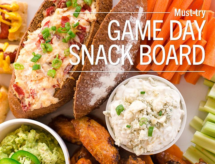 Lunds & Byerlys Game Day Snack Board in 2020 Game day