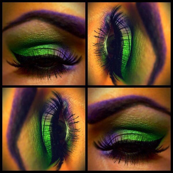 eyeshadow bright eyeshadow hulk makeup superhero makeup. Black Bedroom Furniture Sets. Home Design Ideas