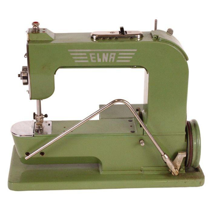 vintage elna sewing machine products various pinterest n hen alte n hmaschinen und zubeh r. Black Bedroom Furniture Sets. Home Design Ideas