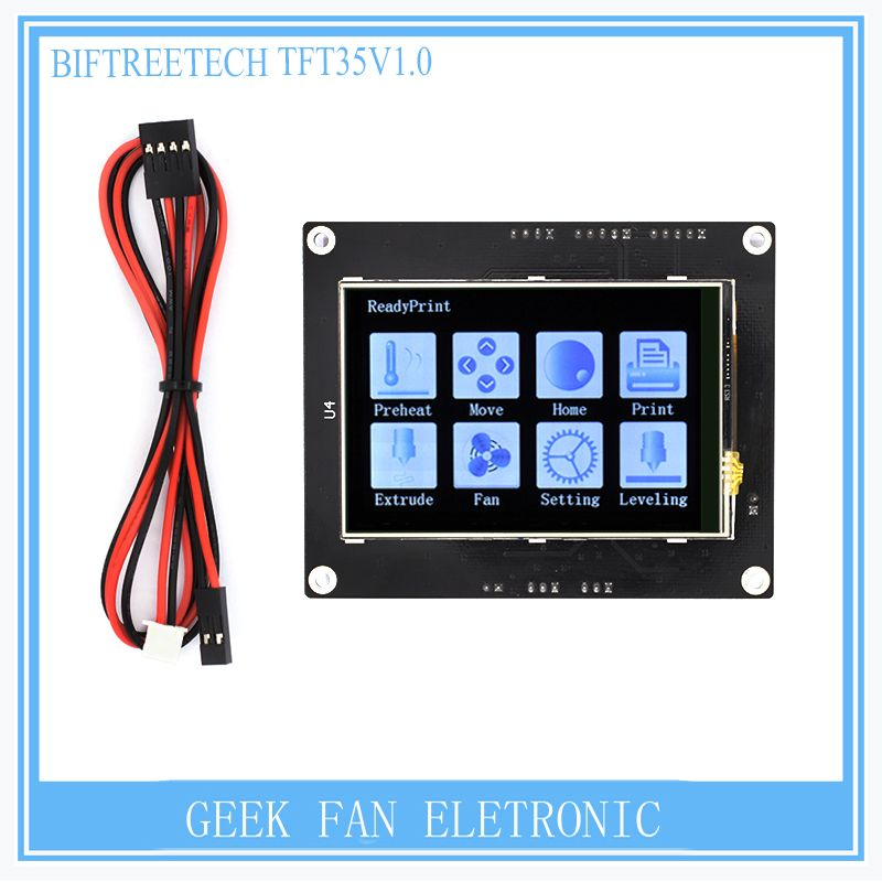 BIGTREETECH TFT35 V1 0 control panel 3 5 inch full-color