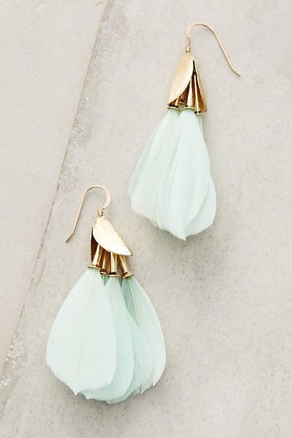 Momota Earrings - anthropologie.com