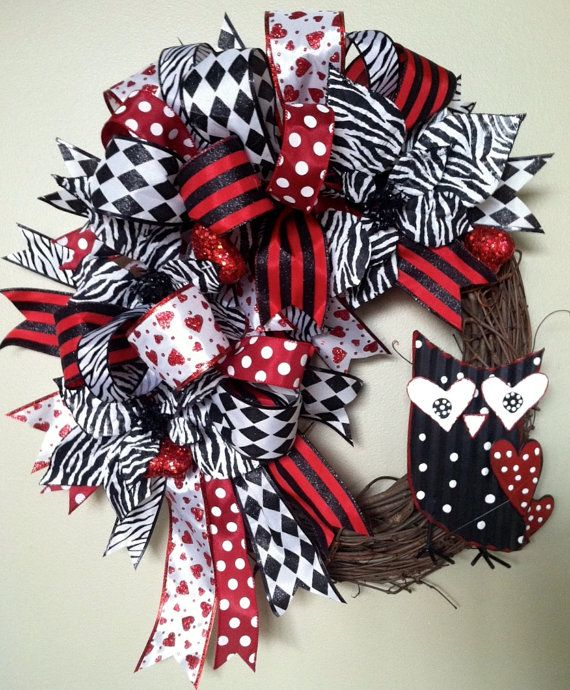 SALE TODAY Mother's Day Wreath Valentine Wreaths by WreathyWoman