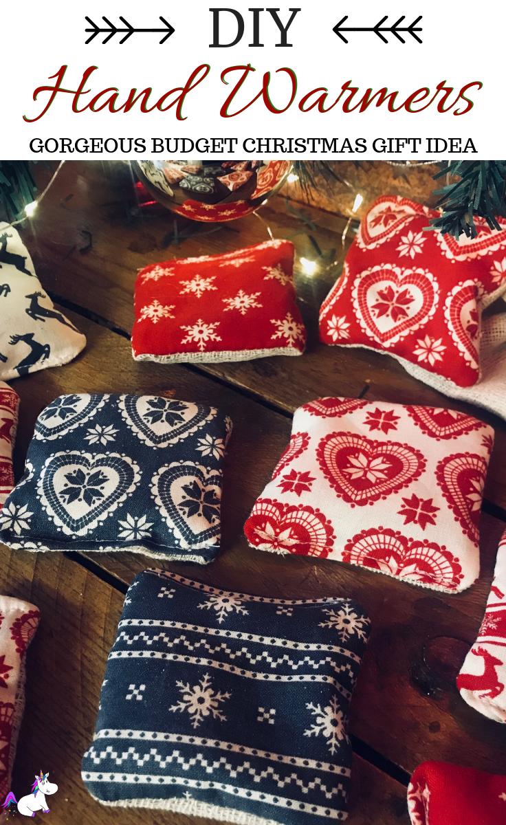 DIY Hand Warmers | DIY ☆ Gift Ideas | DIY, Gifts, Christmas crafts