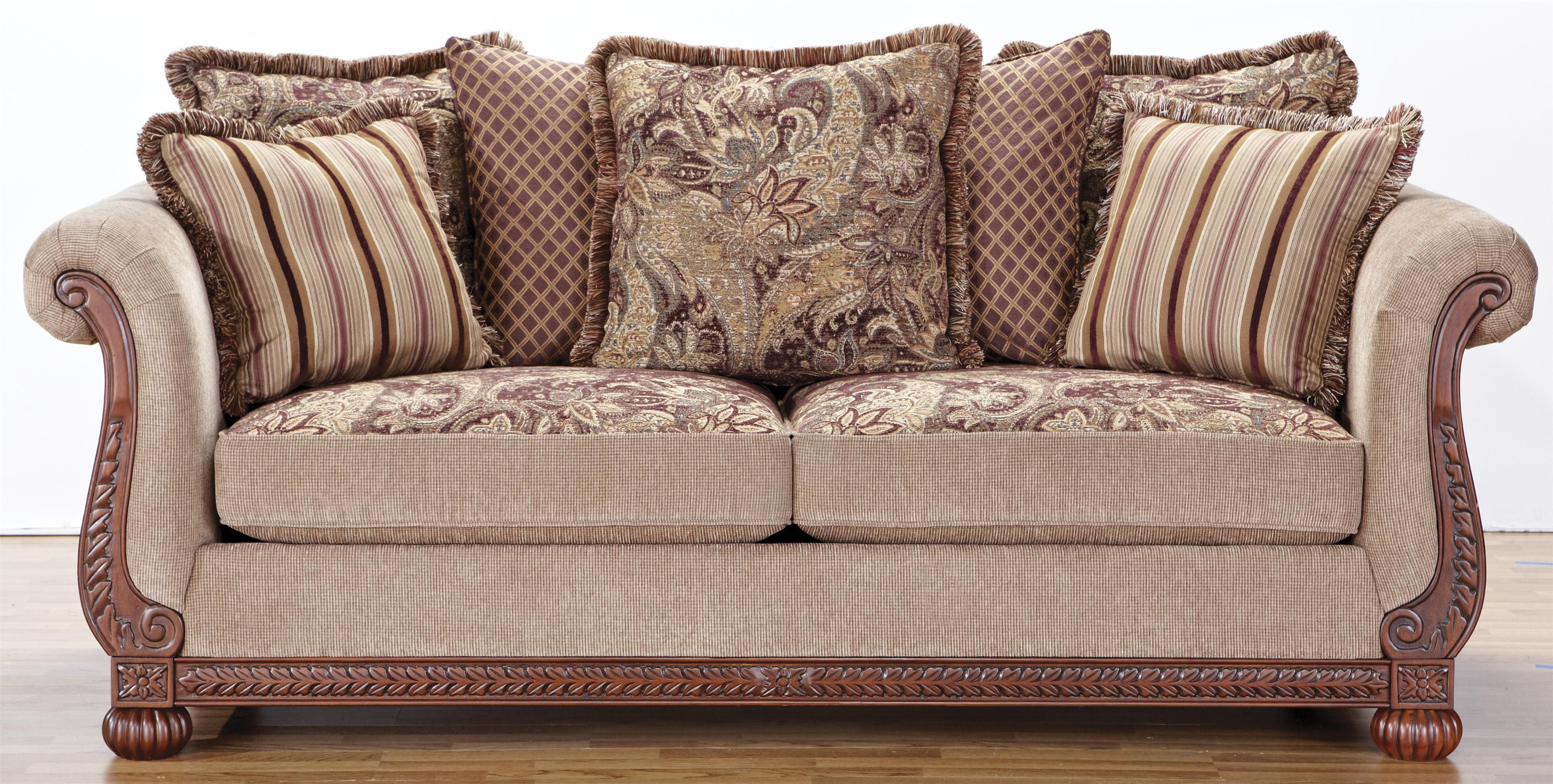 Best 8716 Sofa By Hm Richards Affordable Furniture Stores 400 x 300