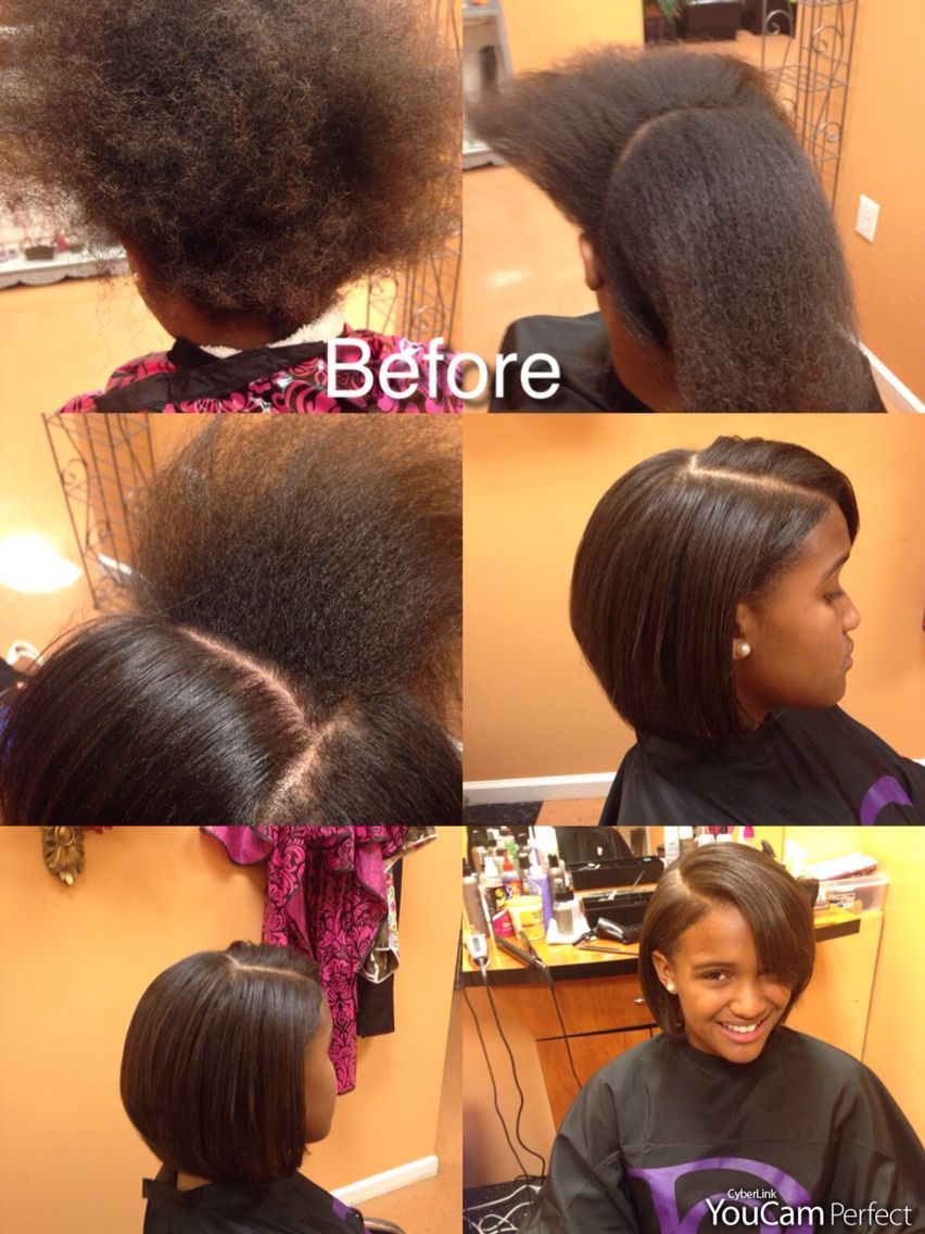 Before And Wow Blowout And Silk Pressed All Natural Hair No Chemicals Blowoutandsilkpress Naturalhair Natural Hair Styles Silk Press Natural Hair Hair Styles