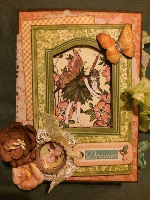 G45 Springtime Fairy Journal!