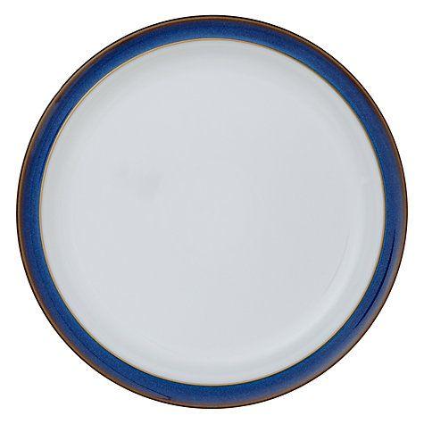 Buy Denby Imperial Blue Plate Online at johnlewis.com  sc 1 st  Pinterest & Denby Imperial Blue Dinner Plate Dia.26.5cm | Blue plates John ...