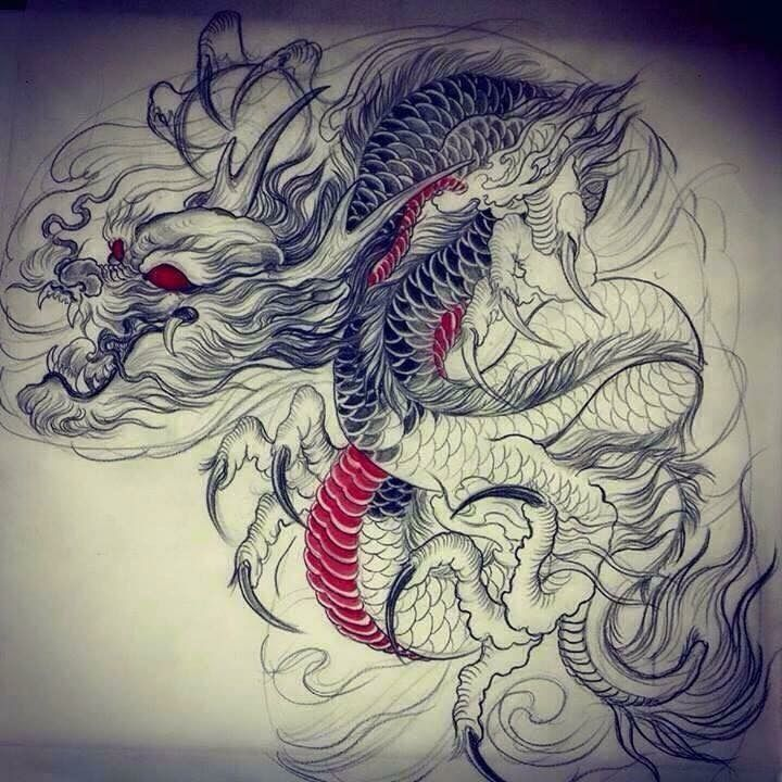 Pin de Varun Bhasi en Tattoo ideas | Pinterest | Tatuajes, Dragones ...
