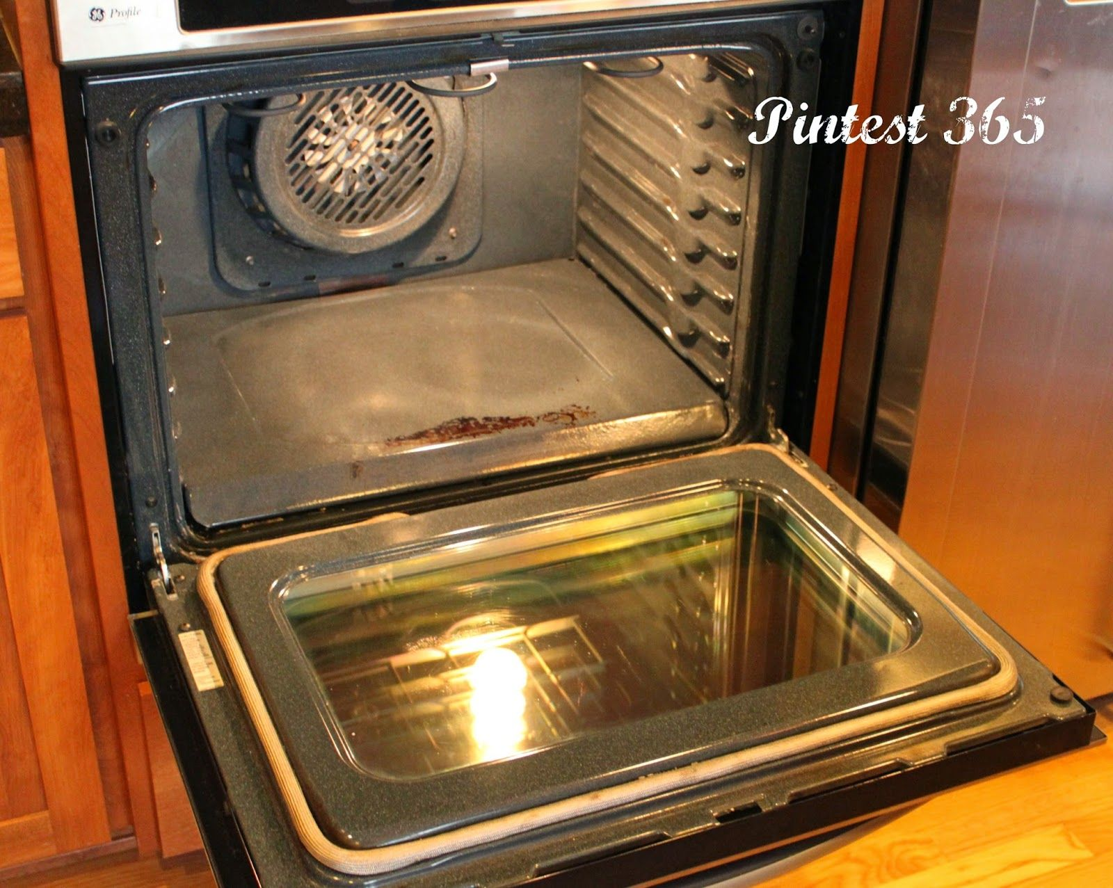 SUCCESS Homemade Oven Cleaner. Oven cleaning