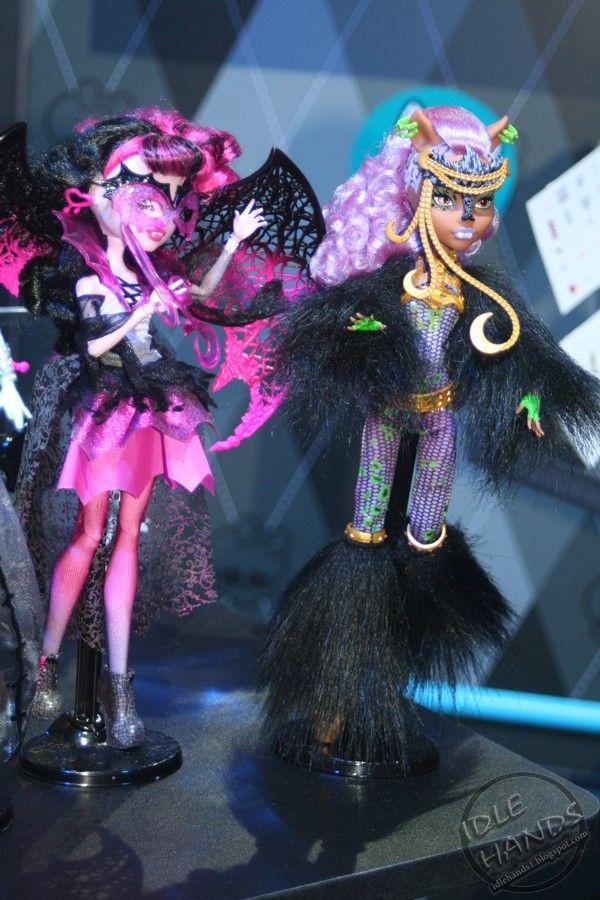 clawdeen ghouls rule doll monster high pinterest