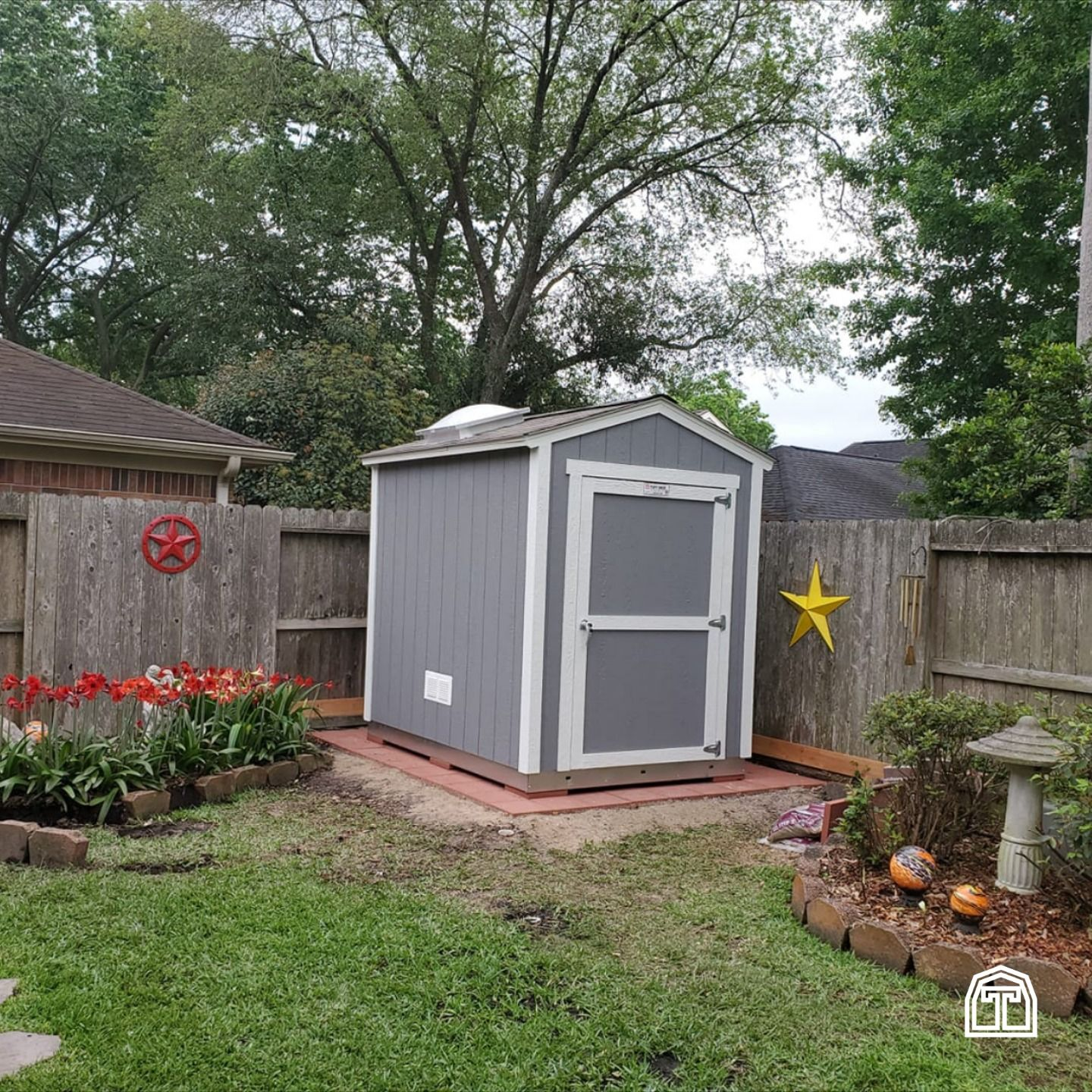 Is Your Backyard Ready For Spring With A New Garden Shed You Can