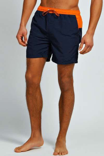 30ae792f30 Taslan Colour Block Swim Shorts at boohoo.com | Men's fashion | Mens ...