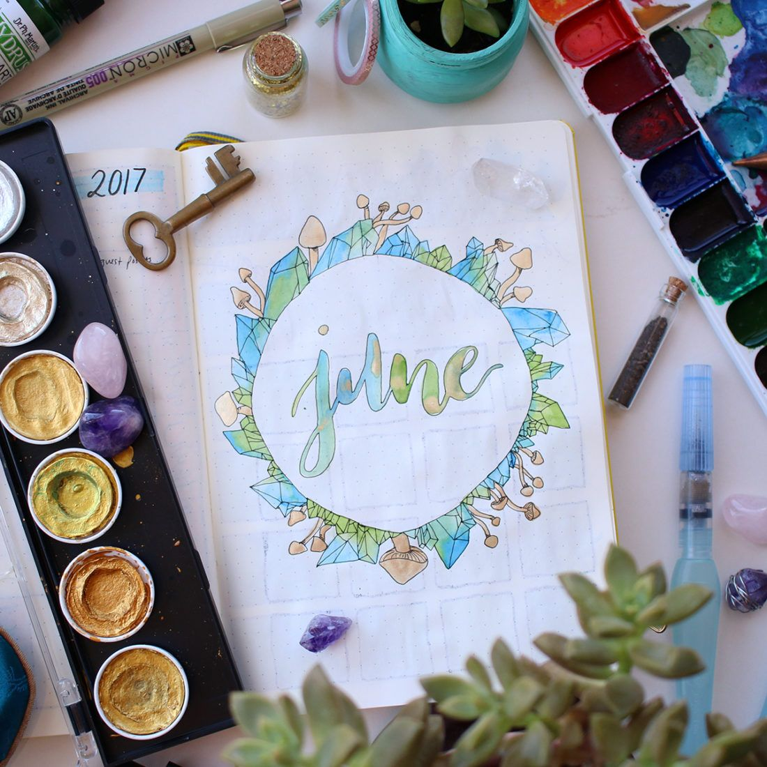The Ultimate Hand Lettering Guide For Beginners