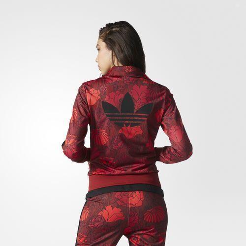 5134b54b10e3 SMALL-adidas-Women-039-s-FIREBIRD-FLORAL-TRACKSUIT-TRACK-JACKET-amp-TRACK- PANTS