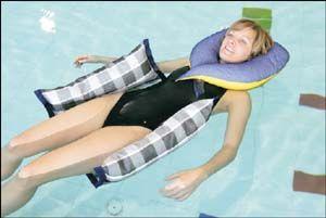 Body Sling flotation Device