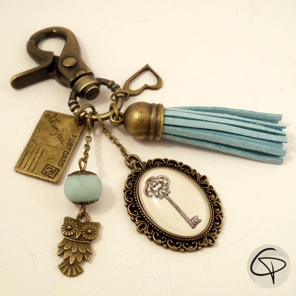 Bijou De Clef Femme Cadeau Original Pour Idée Sac yIYb7vgf6