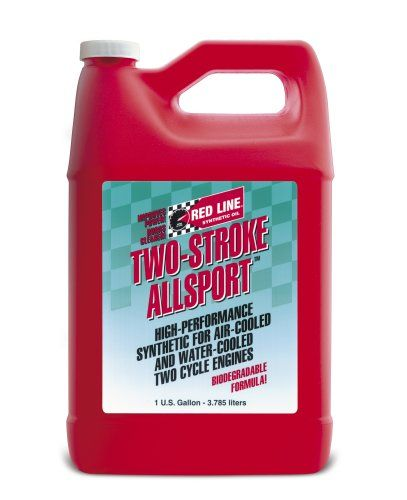 Red Line 40805 2stroke All Sport Oil 1 Gallon Jug Pack Of 4 You Can Get More Details By Clicking On The Oils Oils For Eczema Oils For Sore Throat