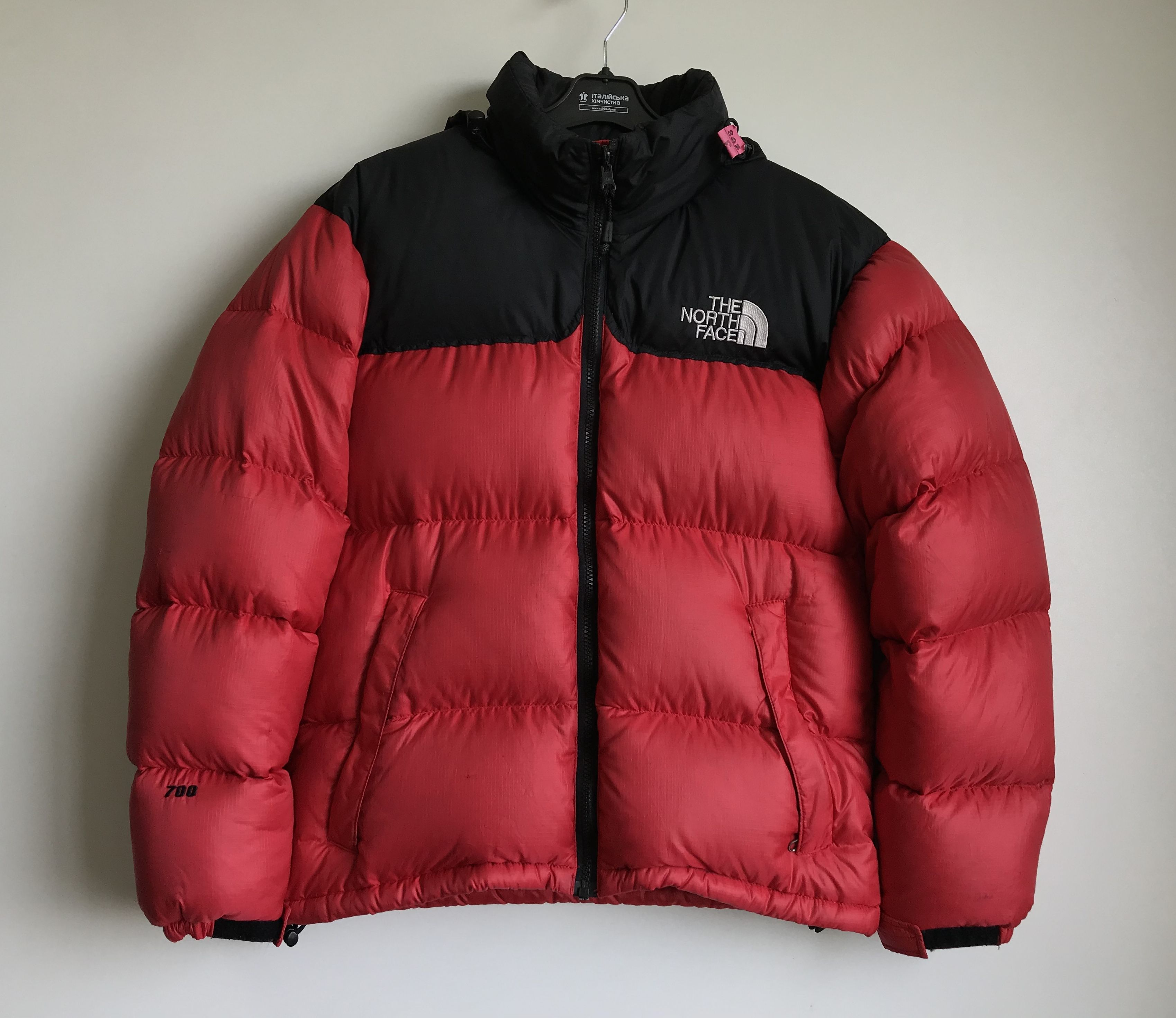 Vintage The North Face 700 Down Nuptse Puffer Jacket Color Red Size S Puffy 90s Ebay North Face 700 Puffer The North Face [ 2941 x 3398 Pixel ]
