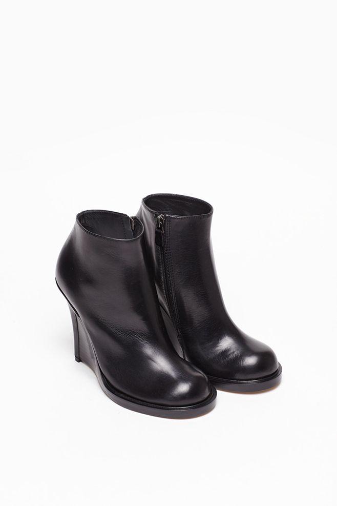 Lizard Skin Ankle Boots Fall/winterRick Owens bNVyJ4I
