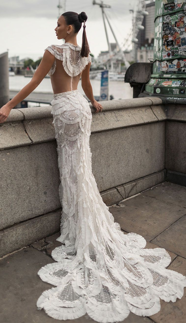 "Lior Charchy Wedding Dresses 2019 ""London"" bridal collection"