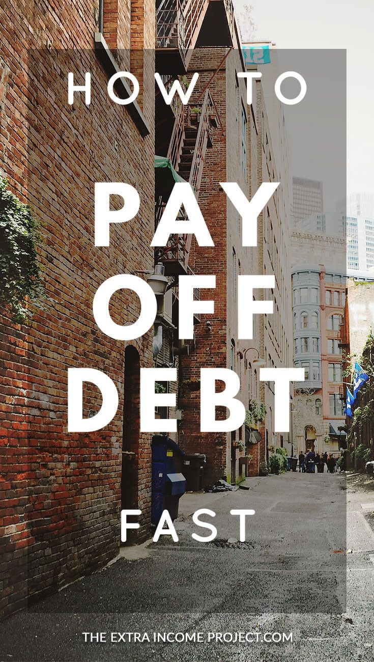 How To Pay Off Debt Quickly | frugal at its finest | Pinterest