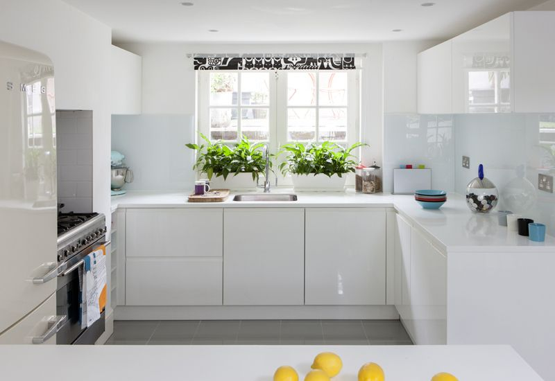 One of Amberth's bespoke kitchen projects, which has recently been ...
