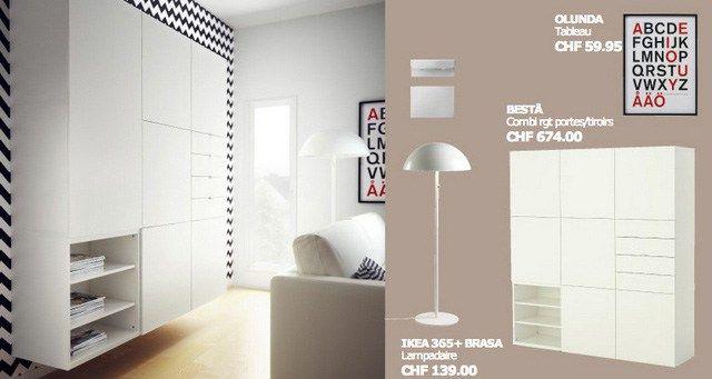 Crédit photos IKEA