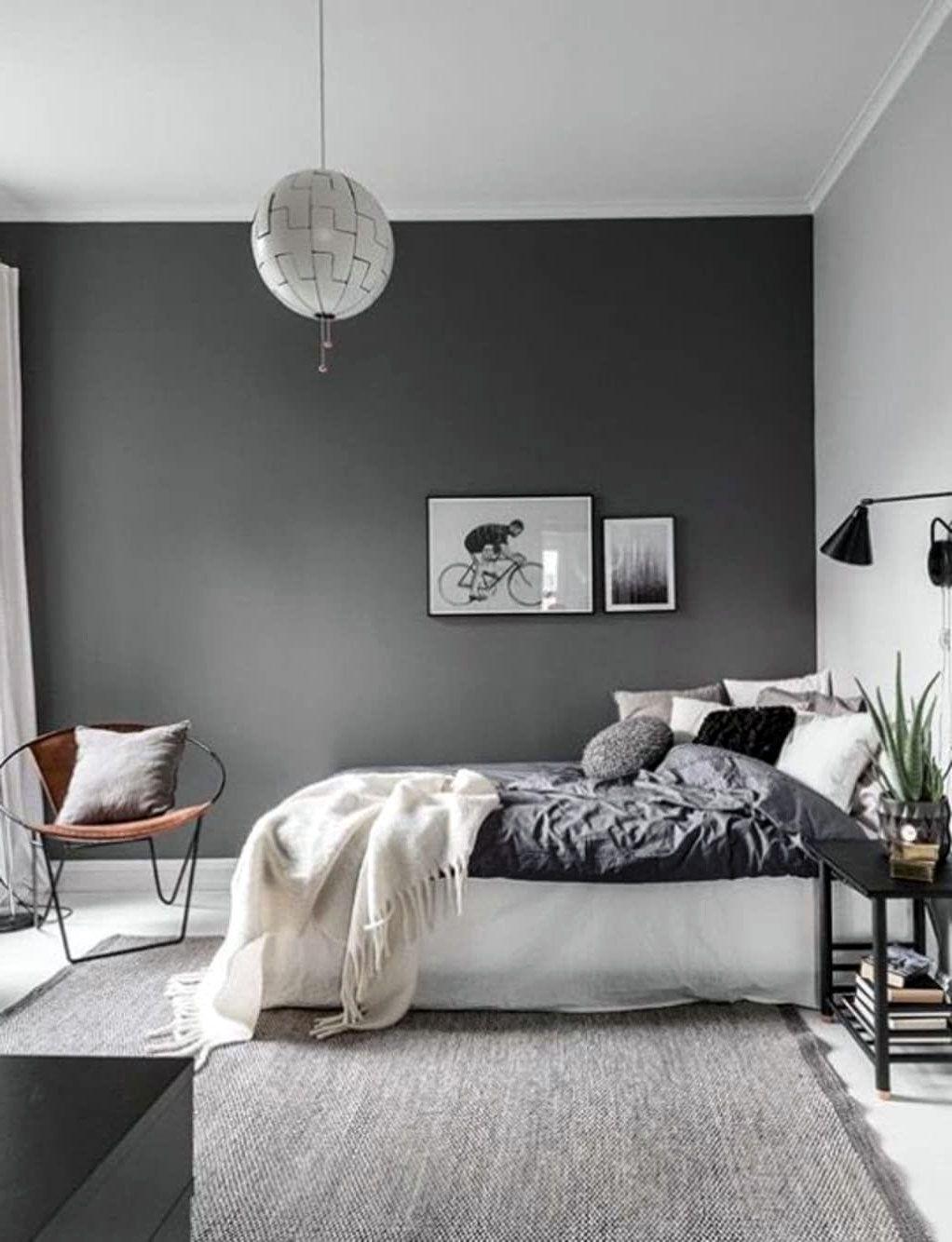 10 Extraordinary Scandinavian Interior Bedroom Lighting Ideas in