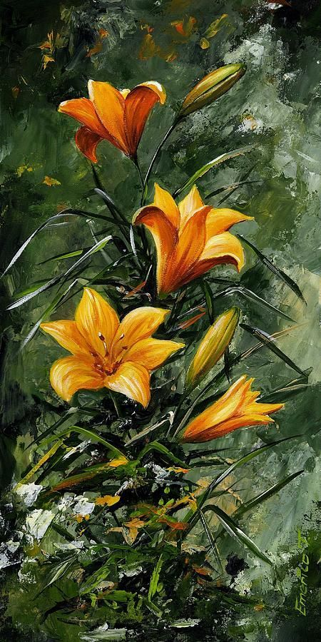 Emerico Imre Tóth — The Beauty Flower (450×900)