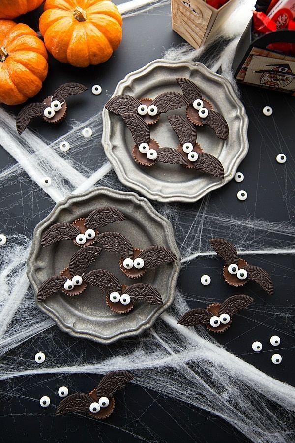 11 Easy NoBake Halloween Treats for Your Spooky Shindig