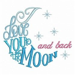 to the moon embroidery designs machine embroidery designs at freebies. Black Bedroom Furniture Sets. Home Design Ideas