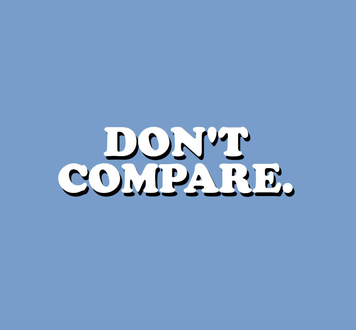There's No Comparison