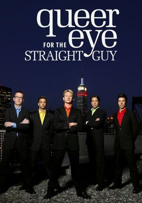 Queer Eye For The Straight Guy TV Show on Bravo Network 2003