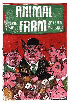 Animal Farm Book Covers Google Search Animal Farm Book Farm Animals Animal Farm George Orwell